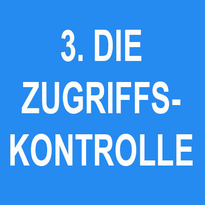 TOMs Zugriffskontrolle